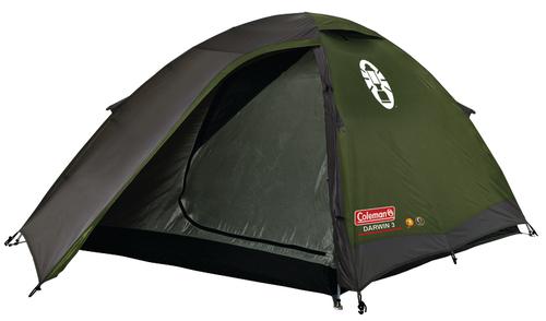 3 Man Dome Tent, Darwin 3 Campingaz Active, Coleman 3 Man Tent