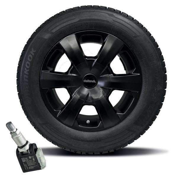 Complete wielen voor VW T5 / T6 / T6.1, met originele VW bandenspanningssensor