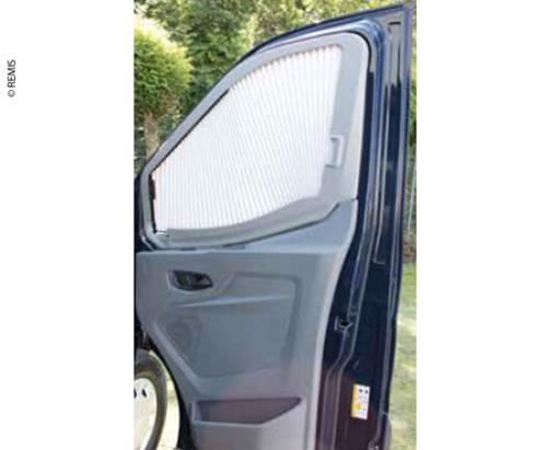 Ford Transit side window roller blind right from year 2014 grey