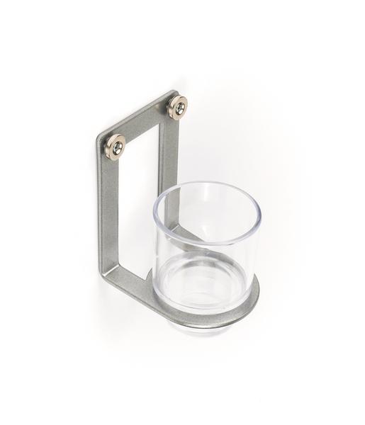 Binario magnetico e amp; Hug O Magnetic System, tazza con supporto