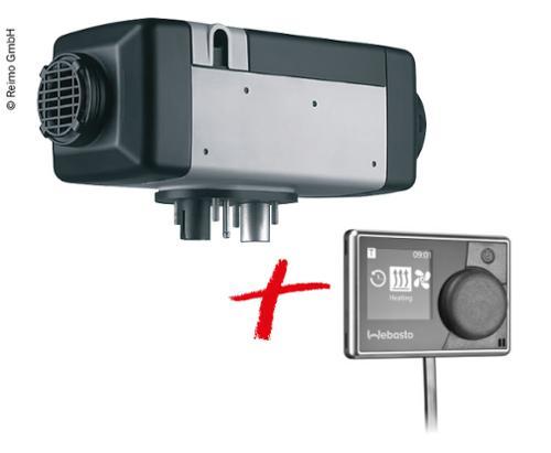 Air Top 2000STC- Dieselparkeerverwarmer 12V Basic