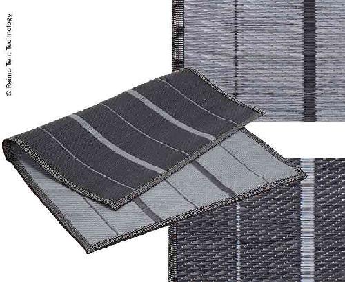 Markise tæppe VILLA GRAY 2,5x3,4m, PP, inkl. Transportpose