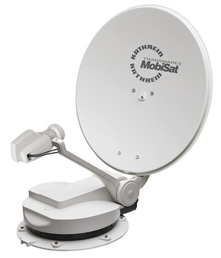 Kathrein satellitsystem MobiSet 3 CAP 750 Twin / GPS