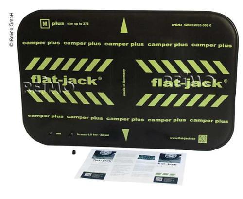 Reifen-Luftkissen flat-jack camper plus tot 275mm bandbreedte