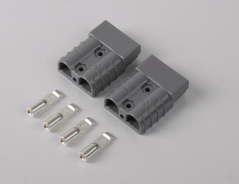 Juego de conectores de batería de alta corriente de 50 A
