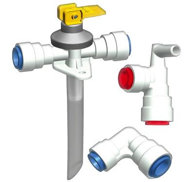 Vandsæt ABO JG til Truma boiler BG10 gas kedel
