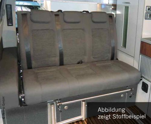 Sedile posteriore Ford Cutom KR. V3000 Gr.8 3 posti. - V3000 Panchina 8 1155/766 Cla