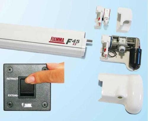 Motor Kit für Fiamma Markisen F45S, F45L, F65S und F65