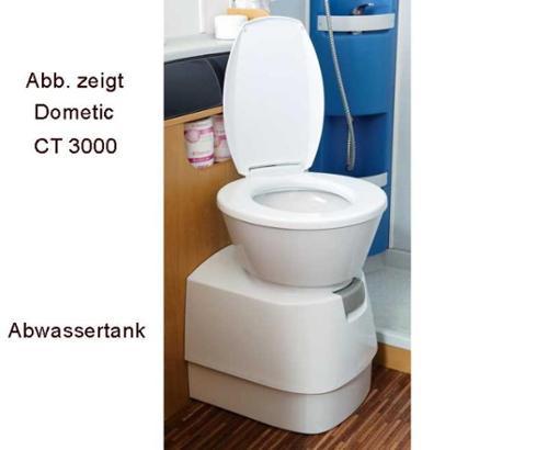 Dometic Abwassertank 19l für CT3000 Toiletten