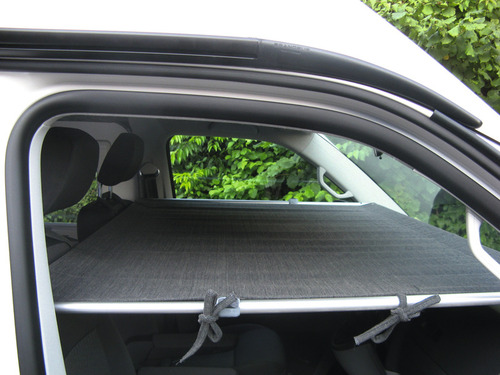 Additional cot for VW T6/5/4 driver's cab