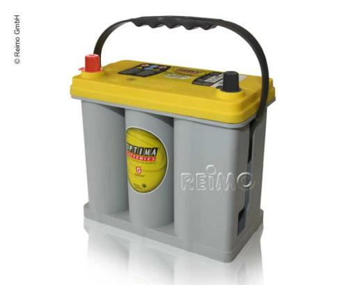 Batteria AGM Optima YTS2.7 38Ah/12V