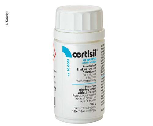 Certisil Argento CA 1000F Vand Sterilisering, 100ml