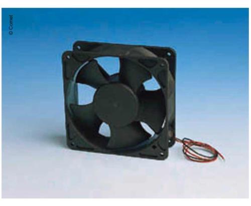 Fan 12V 0,38A 120x120mm