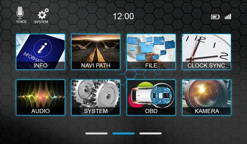 System nawigacji DX-MB-SP PRO-C do Mercedes-Benz Sprinter z roku produkcji 2018