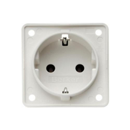 Berker INTEGRO socket outlet 230V