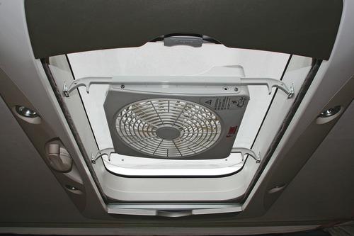 Turbo-Kit - De ventilator voor montage achteraf
