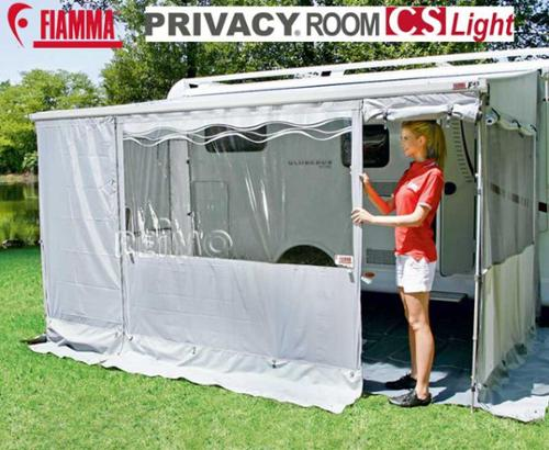 Fiamma Privacy Room CS Light für Caravan Store Markise mit Fast Clip System