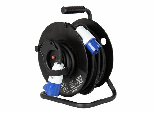 CEE kabeltrommel H07RN-F3G2, kabellengte 25m