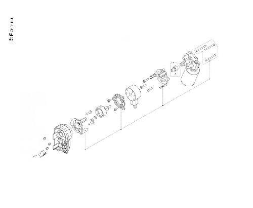 Markisenmotor für F45 S