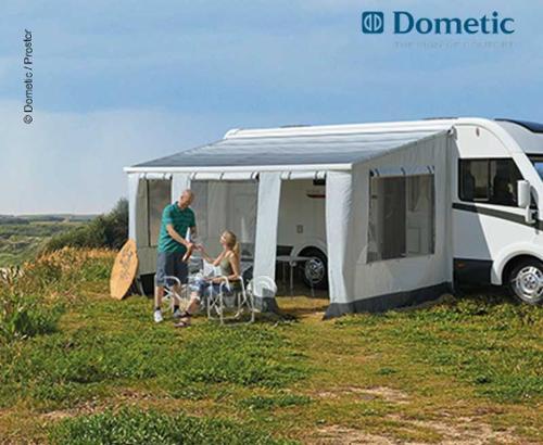 Tenda da sole Camp Room 600 Ducato versione H2, larghezza tenda 300cm