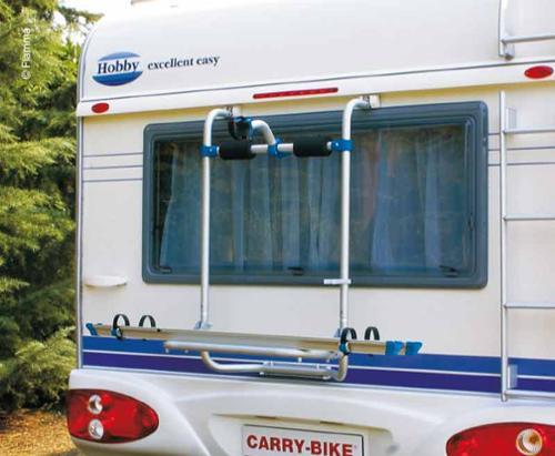 Caravan achterdrager voor Hobby vanaf 03 voor 2 wielen, max. belasting 50kg