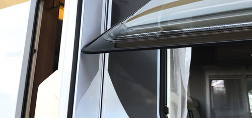 Fenster Kantenschutz,Silikonkautschuk, Kantenstärken 2,8-3,5mm, 1 lfm