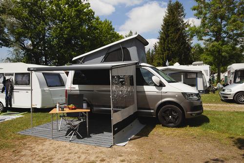 Thule Omnistor Markise 4900 300cm, inkl. Multirail Adapter, Reimo Exklusiv