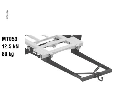 Tilhængskobling MT053