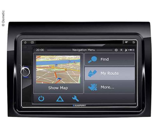 "Naviceiver Atlantis met 6,8"" Silk Vison Touch-Display"