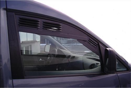 Driver's cab Ventilation grilles: Ventilation for driver's cab doors