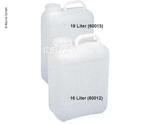 Wide neck water canister - 19L