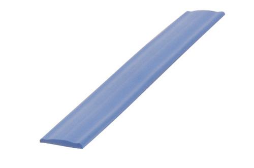 Abdeckprofil silber 12mm, 10m