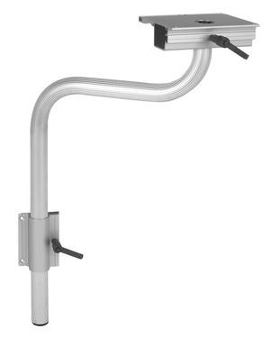 Alu-Schwenktischgestell 75 cm