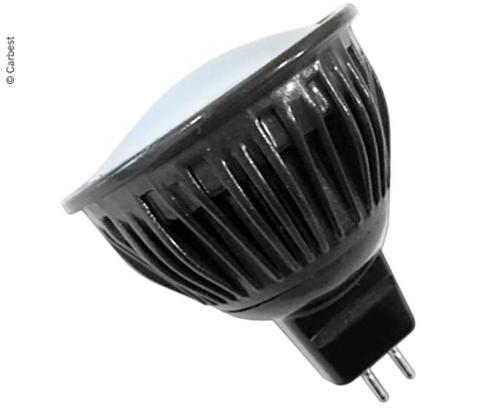 LED Kaltlichtspiegel 5W, 4 warmweiße SMD, GU4
