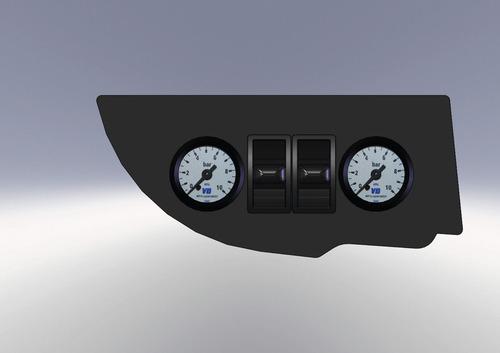 VB-SemiAir-2-Kreis-Zusatzluftfeder Komfort Set Fiat Ducato 250