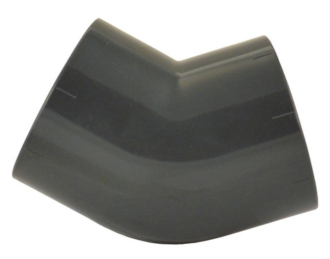 Pipe connector 40mm angled 45°
