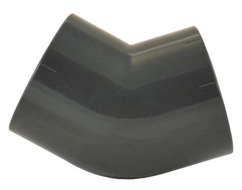 Rørkonnektor 40 mm vinklet 45 °