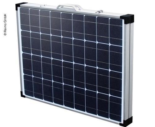 Carbest solcellepanel-kuffert 60W, 12V/5A, 850x540x30mm