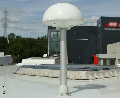 Universalantenne für DVB-T/T2-HDTV / FM / DAB/DAB+ (4G LTE/Tetra Safe)