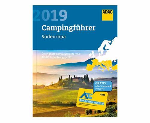 ADAC Camping Guide 2019 Southern Europe