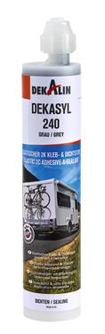 DEKAsyl 240, 250ml cartridge, grey