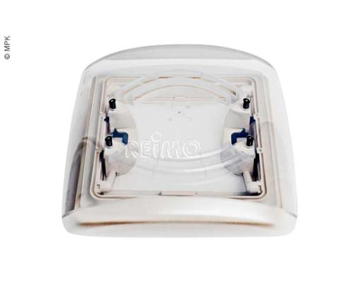 Ersatzglas für Vision Vent S eco 28x28cm Rauchglas