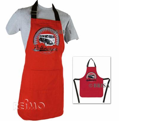 VW Coll. Kochschürze rot