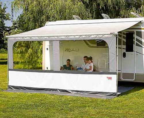 FIAMMA BLOCKER PRO 450 frontdel med panoramavindue