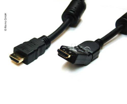 Cable HDMI con conectores dorados - Cable HDMI 1.5m SB