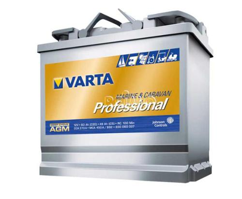 Varta Professional Deep Cycle AGM Batterijen