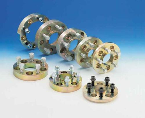 Wheel spacers vers.models