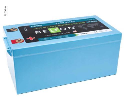 Lithium Eisen Phosphat (LiFePo4) Batterie 12V 300Ah