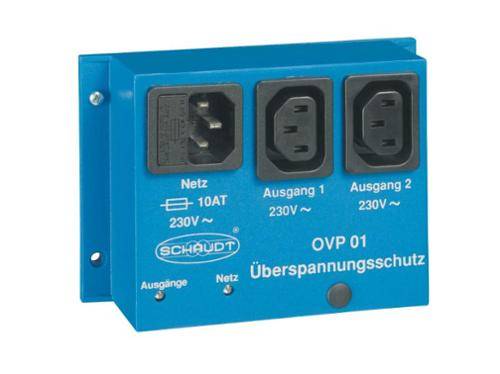 Overvoltage protection OVP 01, 130 x 90 x 45 mm