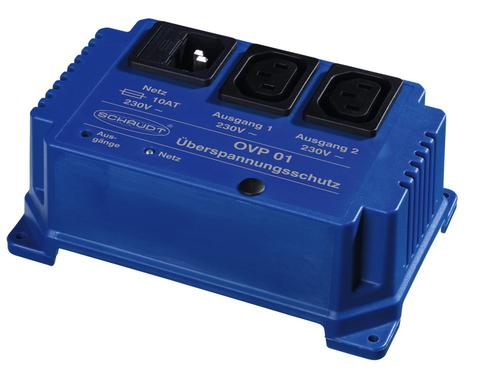 Overvoltage protection OVP 01, 130 x 90 x 45 mm